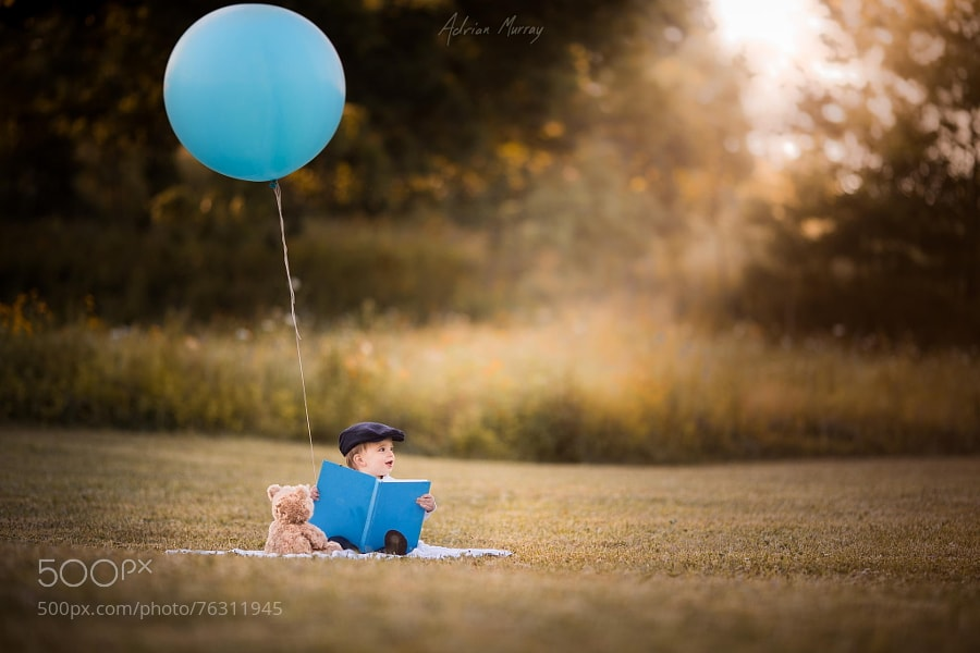 Photograph Story Time by Adrian Murray on 500px