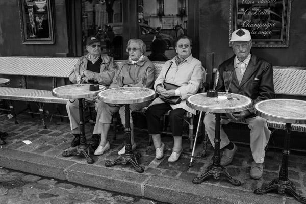 Tired Tourists ©Valerie Jardin