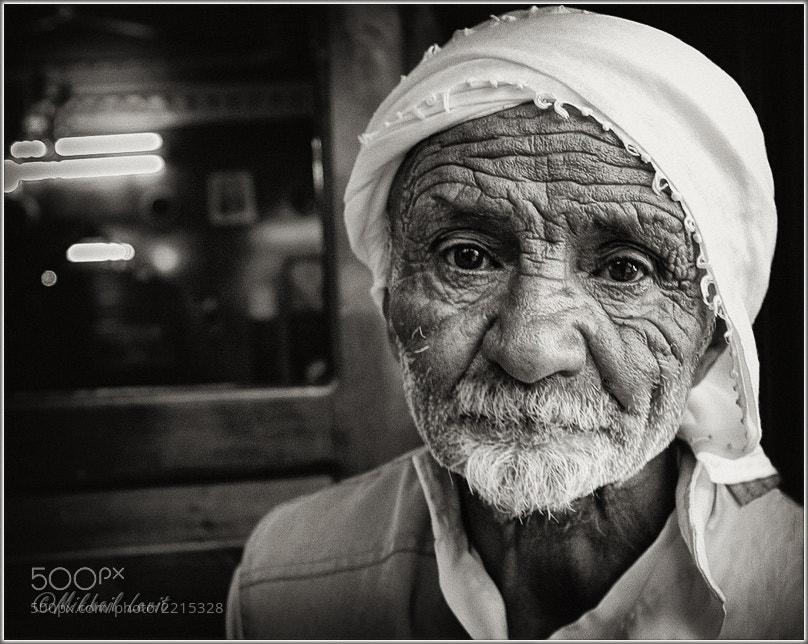 Photograph Close-up portrait of a street by Mikhail Levit on 500px