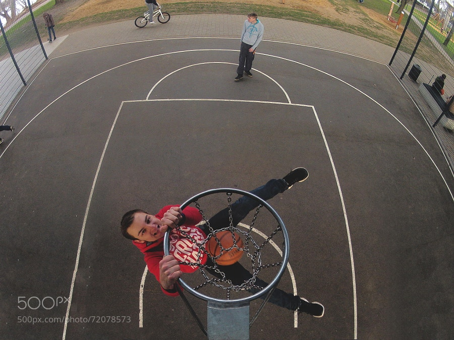 Photograph Slam Dunk by Tripleasy on 500px