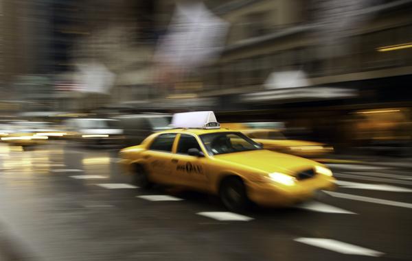 CityMotion3 NYCcab