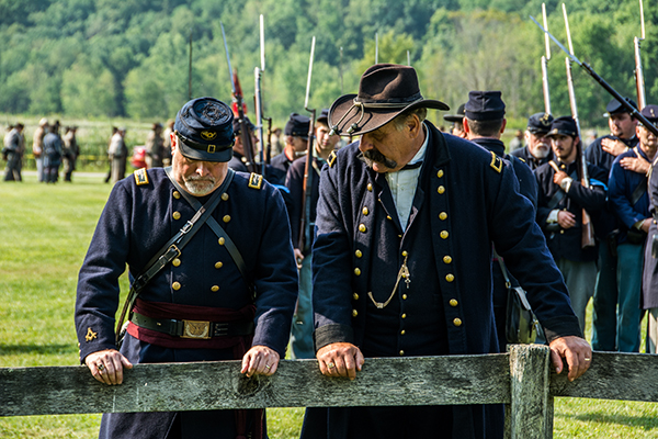 20 Tips for Photographing Historical Reenactments and Festivals