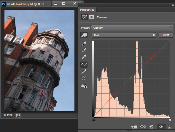 Photoshop-make-adjustments-using-the-curves-dialog-17