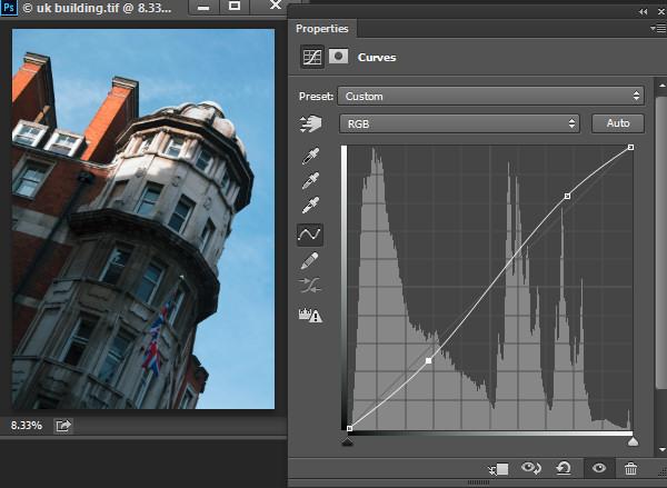 Photoshop-make-adjustments-using-the-curves-dialog-9