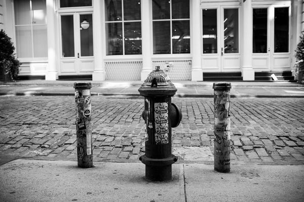 35mm - Fire Hydrant, SoHo