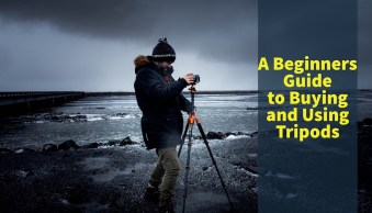 Beginner's Guide to Tripods