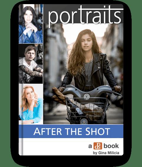 Portraitspostproduction