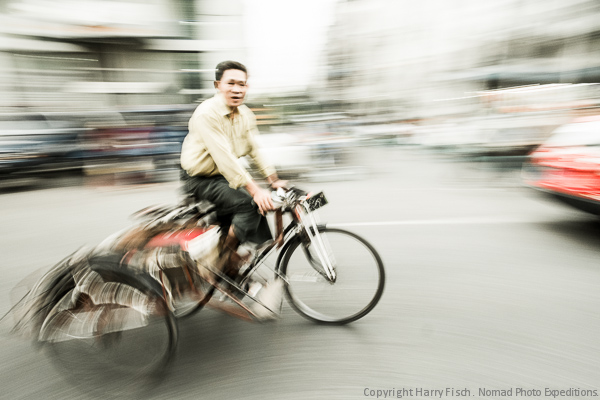 Bycicle Blur