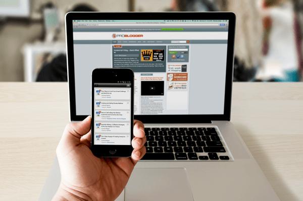 ProBlogger Adaptive