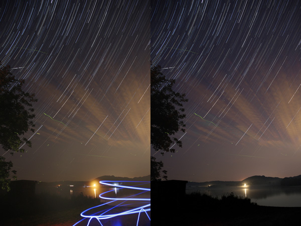 star photography, star trails, how to, astrophotography, StarStax, stacking