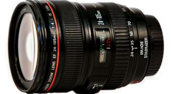 Writer's Favorite Lens – The Canon 24-105mm f/4