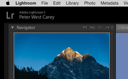 Setting up Lightroom Mobile for First Time Users