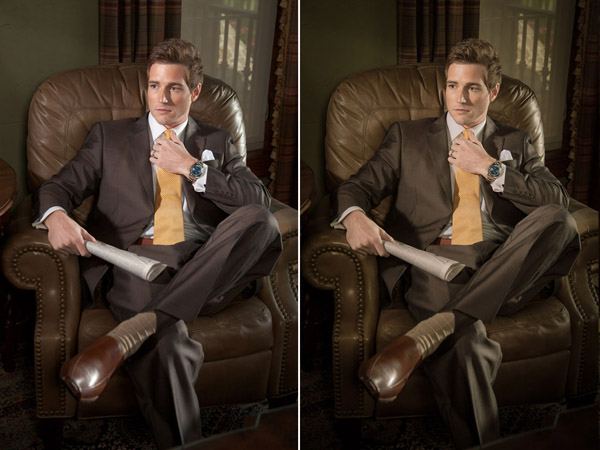 How to Use Hard Lighting to Create a Dramatic Portrait