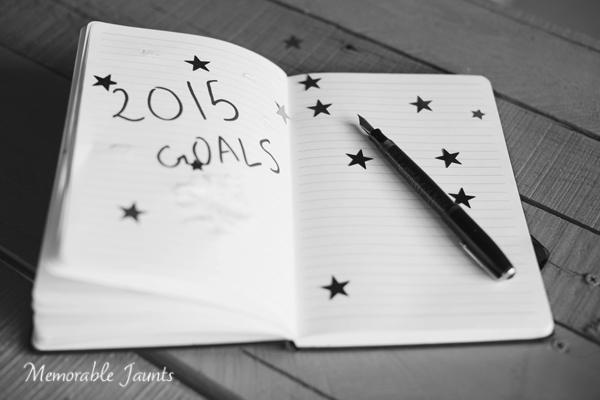 Writing Goals for Your Photography Business