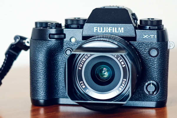 Fujifilm X-T1 firmware upgrade