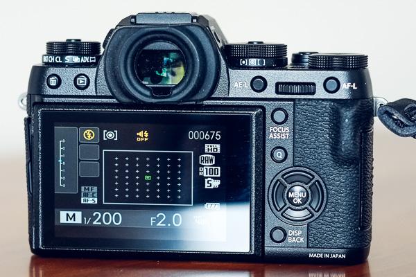 Fujifilm X-T1固件升级