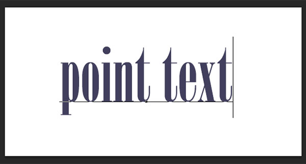 point-text