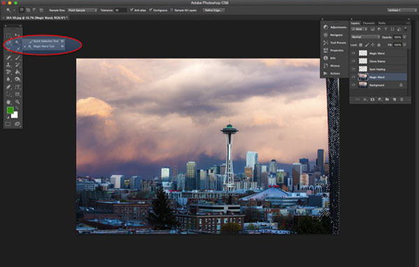 4 Photoshop Tools Every Photographer Should Know