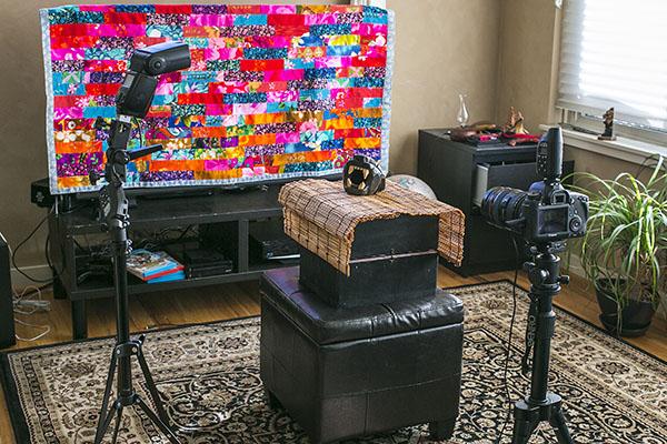 Off Camera Flash setup