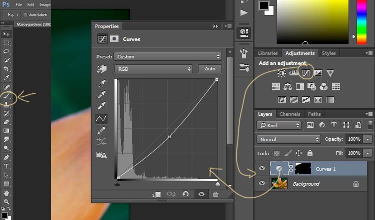 3-adjustment-layer-brush-tool