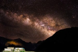 Photographing Stars Using a Kit Lens