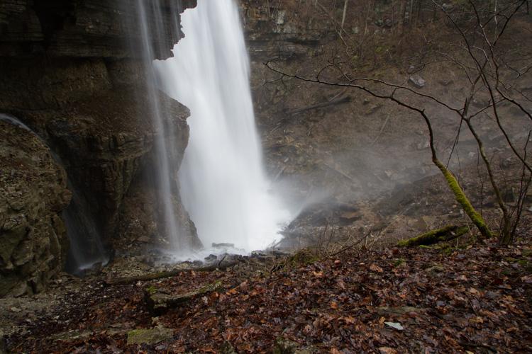 Virgin Falls RAW