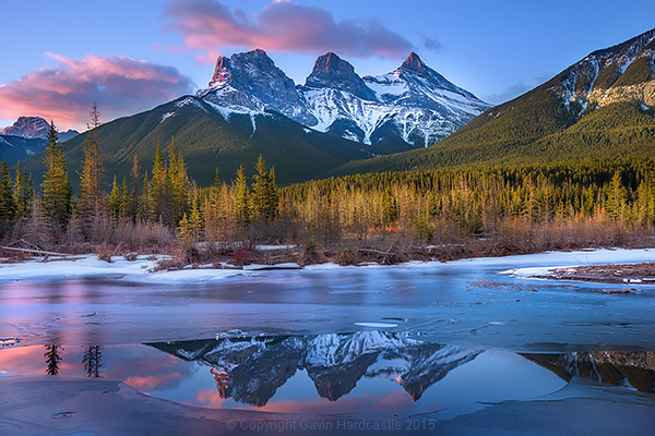 9 Tips For Photographing Mountain Lake Reflections