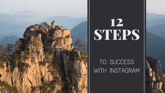 12 Steps to Successfully Promote your Photography on Instagram