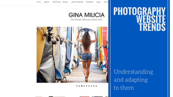 The Future of Photography Websites - Understanding and Adapting to Trends