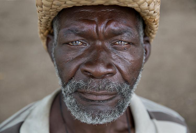 Portrait from Cuba - By oded wagenstein