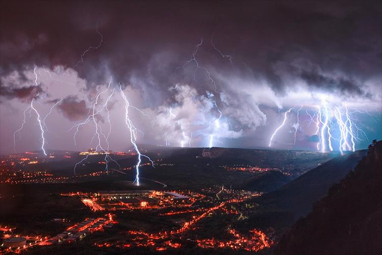 """Electric Night"" © Marko Korosec"