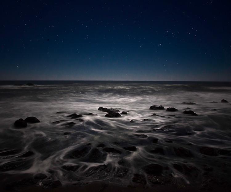 top Coastal Formations - Ocean at Night