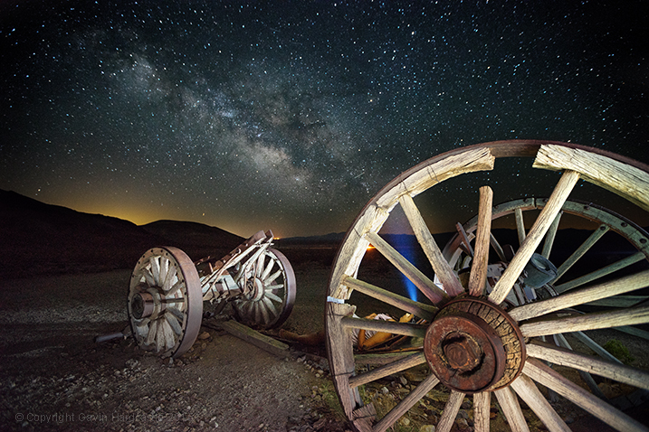 Milky Way Photography Tutorial - Death Valley