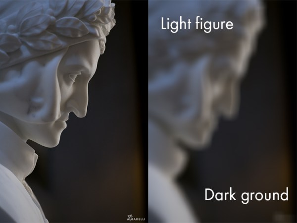 How to Use Figure to Ground Art Theory in Photography