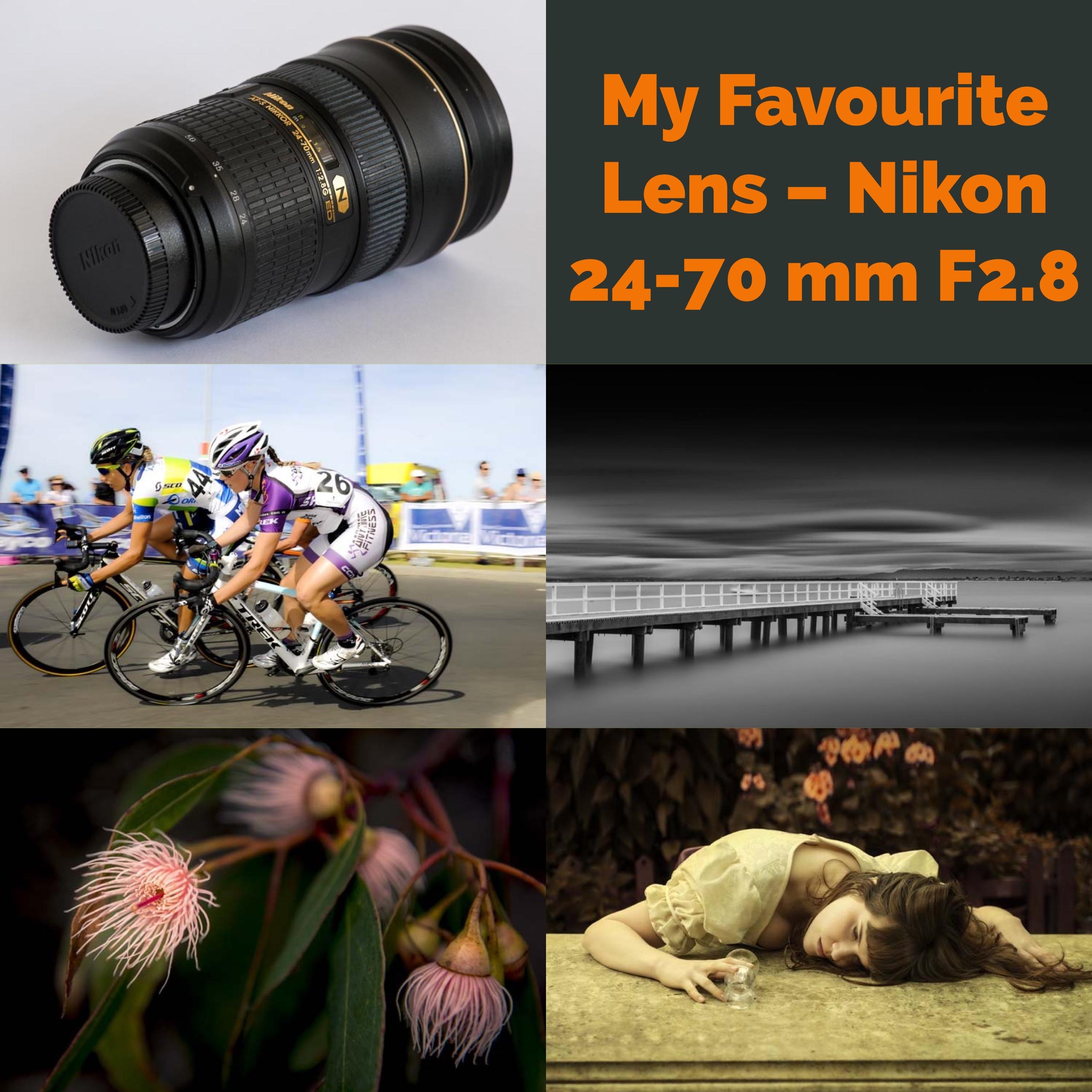 Writer's Favourite Lens – Nikon 24-70 mm F2.8