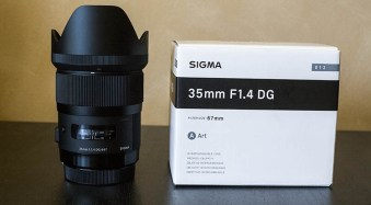 Sigma 35mm f/1.4 Art Lens Review