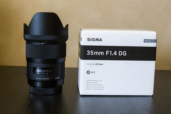 Sigma 35mm f/1.4 Art Lens Review