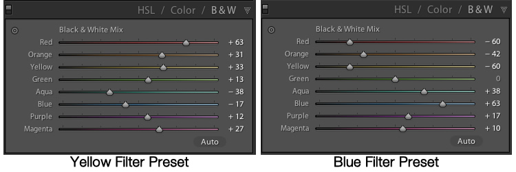 black-and-white-lightroom-presets