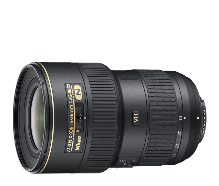 AF尼克尔16-35mm f / 4G ED VR II,我最喜欢的镜头