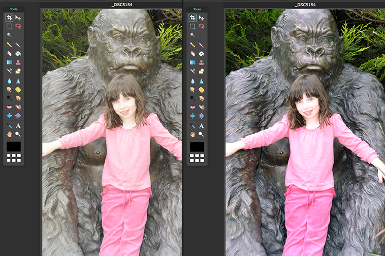 Before-and-after-color-correction-pixlr