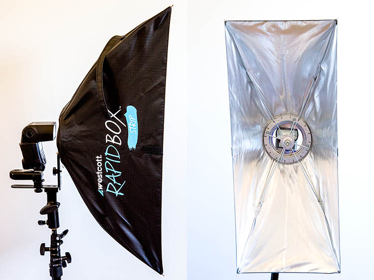 Westcott Rapid Box Strip Light product review