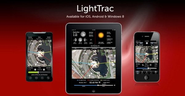 Planning Your Photoshoot – Review of the App: LightTrac