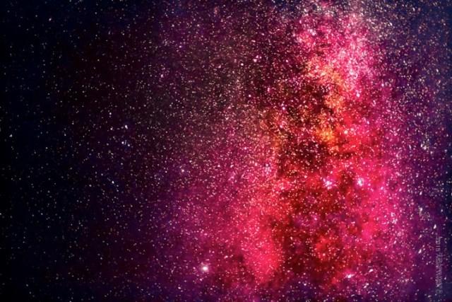 Red Galaxy