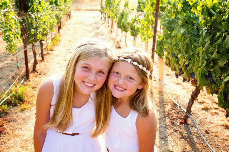 Foto 24mm de duas meninas