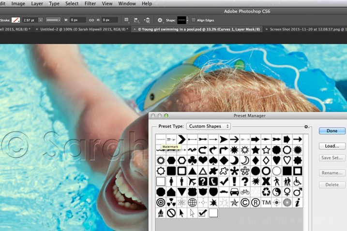 Moving-watermark-shape-to-top-Presets-Manager