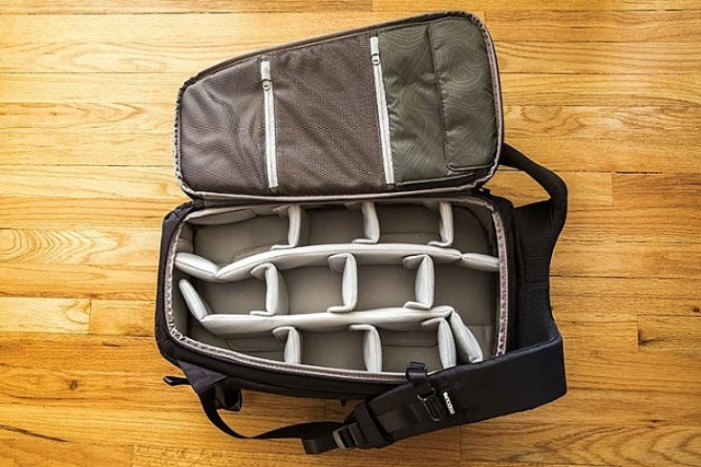 Incase DSLR laptop backpack