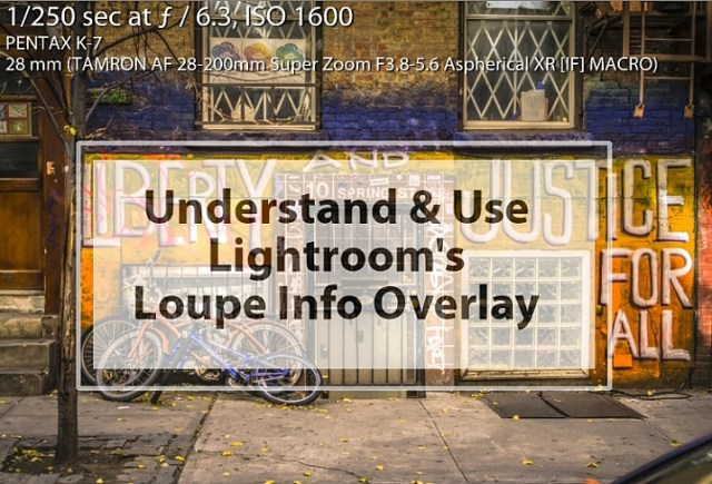 Lightroom Loupe Info Overlay intro image