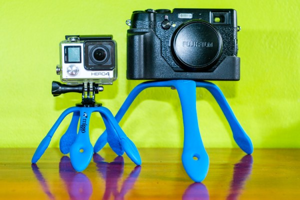 Hands-on with the Miggo Splat Flexible Tripod