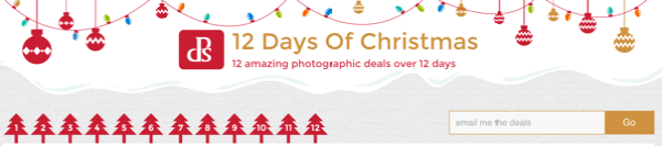dPS 12 Days of Christmas: Save up to 94% on Some Great Photography Training