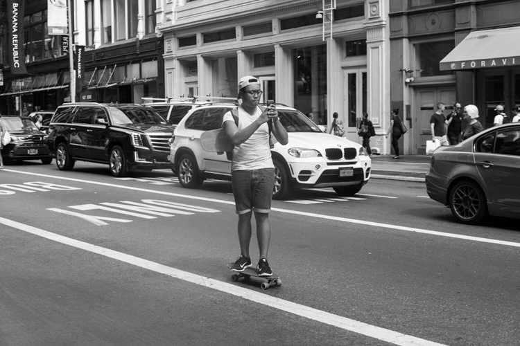 An Introduction to Street Photography for New Photographers